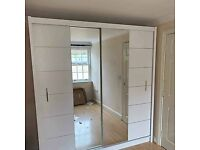 --HIGH QUALITY LISBON SLIDING DOOR WARDROBE NOW AVAILABLE IN STOCK--