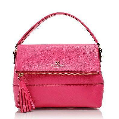 KATE SPADE NEW YORK SOUTHPORT AVENUE MINI CARMEN LEATHER BAG