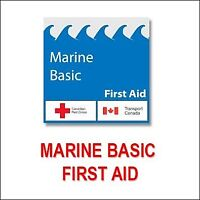 MARINE BASIC FIRST AID CPR + AED