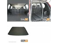 Dog Guard and Divider for Nissan X Trail