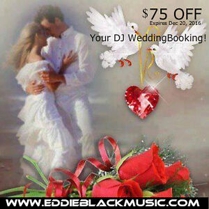 1st Choice Pro Wedding DJ - BOOK NOW AND SAVE