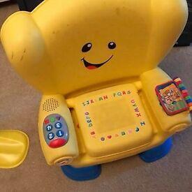 Talking Chair