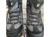Walking boots - size 3