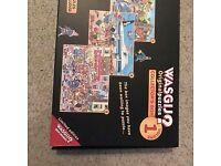 Wasgij puzzle collectors edition