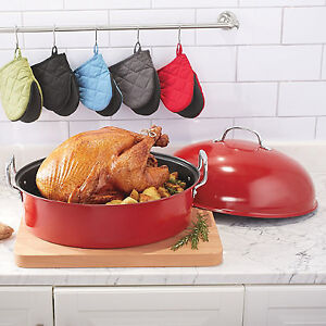 Brand New - Extra Large Roasting Pan with Lid