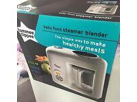 Baby Led Weaning Steamer Blender Tomme Tippee