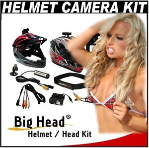 HELMET-KIT-CAM-CAMERA-MOTORCYCLE-BIKE-BULLET-580-LINE-EXTREME-SPORT-CAR