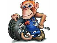 Mobile mechanic clutches from £150 services from £99