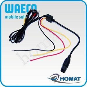 Adapterkabel zum Anschluss von Waeco Rückfahrkamera an NAVI Geräte