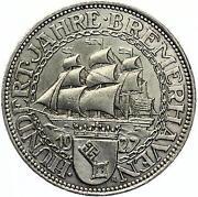 5 Reichsmark 1927