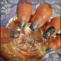 Professional Sculptured Gel Nails, Manicures and Pedicures