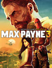 Max Payne 3 Sony Video Games