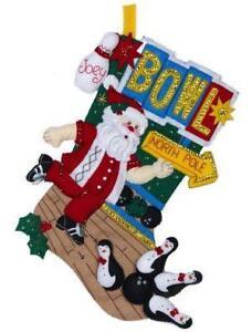 christmas jumbo stocking kits - Christmas Stocking Kits