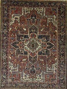 Large Antique Oriental Rugs