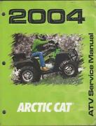 Arctic Cat ATV Manuals