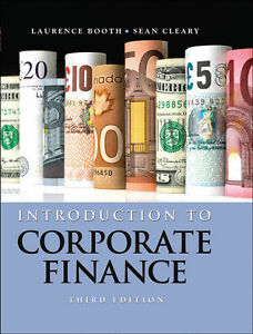 Introduction to Corporate Finance London Ontario image 1