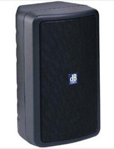 DB L80 Active Speakers - 35/80 W/RMS