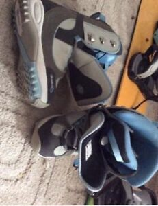 Women's Snowboard Boots- Size 7.5