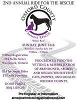 2nd Annual Ride for the Rescue