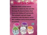 Pamper Boutique Dead Sea salts