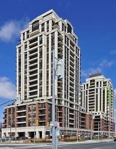 Brand New 2 bed 2 bath Upper Penthouse at UV2 Condo in Markham