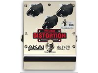 Akai Drive 3 overdrive pedal - mint condition