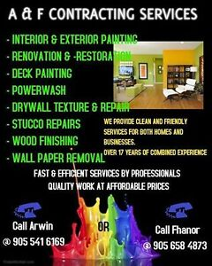 NEED A NEW PAINT JOB AT YOU'RE RESIDENCE OR BUSINESS