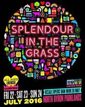 Splendour In The Grass Gold Coast to Byron transport issue SOLVED Elanora Gold Coast South Preview
