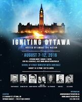 Healing Ministry Here in Ottawa 212 Murray eveynight at 7 PM