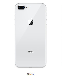 iPhone 8+ 64GB - Silver