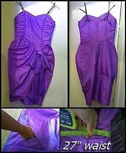 Purple Ladies / Teens sz Small Dress $50