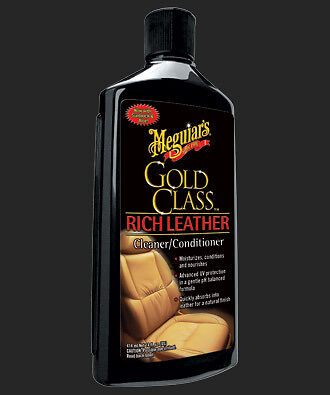 MEGUIARS Gold Class Rich Leather Cleaner Conditioner G7214