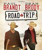 DEAN BRODY and PAUL BRANDT ROADTRIP TOUR tickets