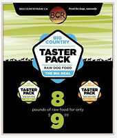Always wanted to Try Raw dog food?