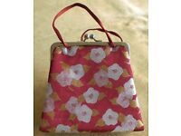 Tsubaki mini bag-cosmetic bag, New!