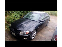 Lexus IS200 2.0 petrol