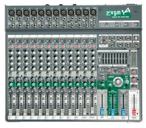 Yorkville Sound14 Channel Compact Desk Mixer