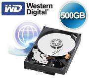 Western Digital 3.5 SATA Hard Drive