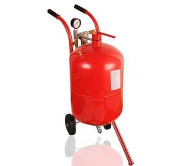 Heavy Duty 20 Gallon Sandblaster Sand Blaster Pressure Abrasive Wantirna South Knox Area Preview