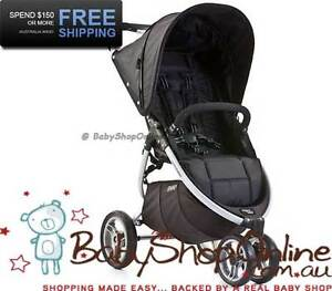Valco Snap 3 Wheeler Ebony *Ultralight* BNIB Free Postage