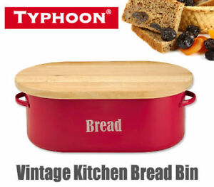 Best gift for Mom/Wife - Brand NEW TYPHOON Vintage bread bin/box