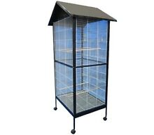 185cm Tall Large Stand-Alone Bird Cage Bayswater Knox Area Preview