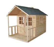 Outdoor Playhouse Wooden Cubby House Bayswater Knox Area Preview