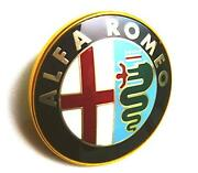 Alfa Romeo Spider Emblem