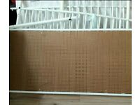 mattress and cot