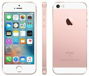 BRAND NEW IN BOX IPHONE ROGE GOLD 32 GB