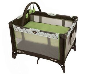 Graco Pack 'n Play On The Go Playard - Barlow BRAND NEW