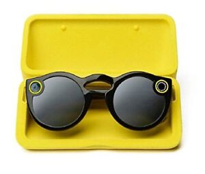 Sealed - Spectacles by Snap Inc. / Snapchat - Black