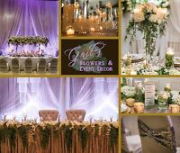 Wedding Decor $3000.00 free giveaway contest