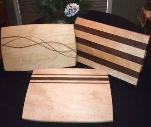 Wood Cutting Boards / Serving Trays